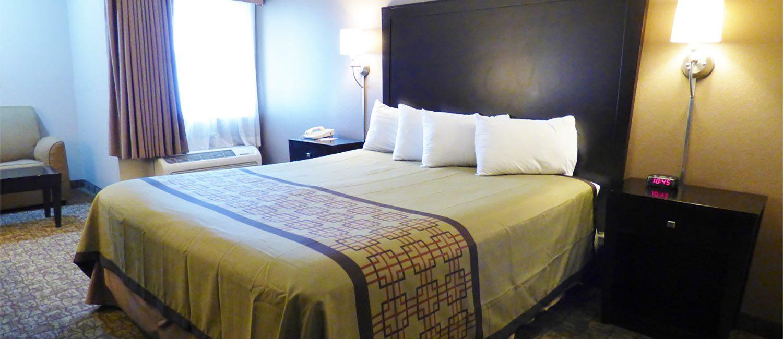 An Elegant Fresno, California Hotel