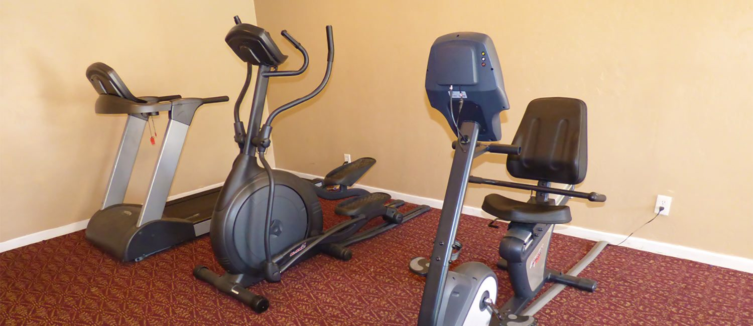 Fresno Hotel Fitness Center - Ramada Fresno North